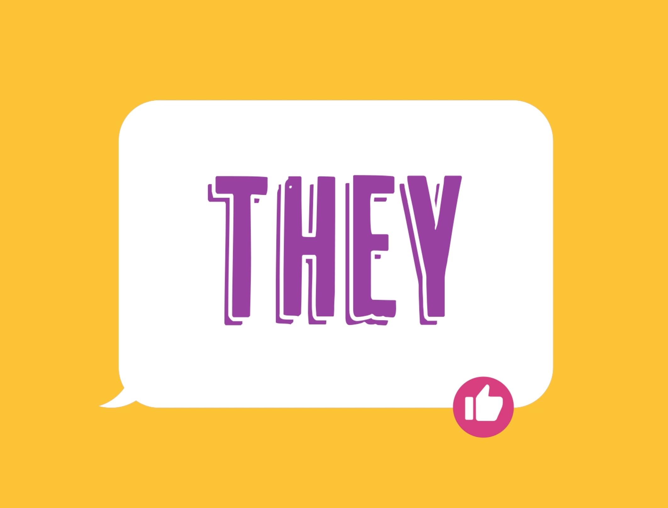 Pronouns & Gender Inclusive Language