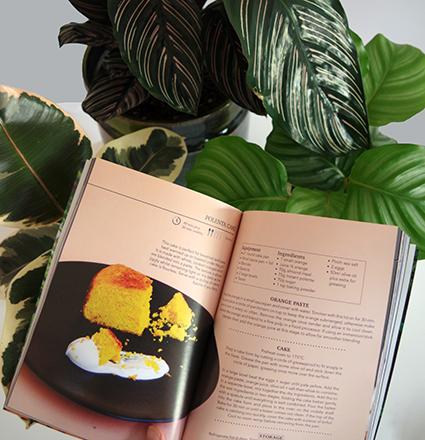 Cookbooks printed