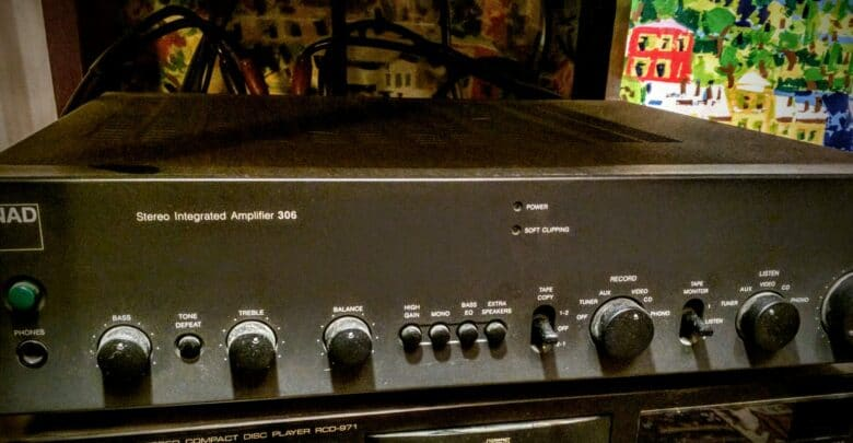 Photo of NAD 306 Stereo Integrated Amplifier