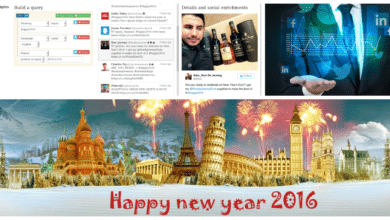 Photo of #Happy2016 : Using Watson Analytics and Twitter data