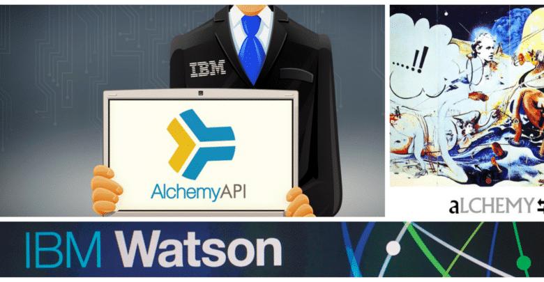 IBM Watson Alchemy API