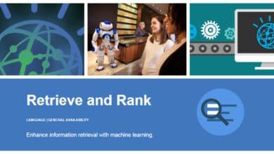 Photo of IBM Watson Retrieve and Rank service