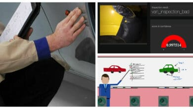 Photo of Watson visual recognition for van exterior damage inspection