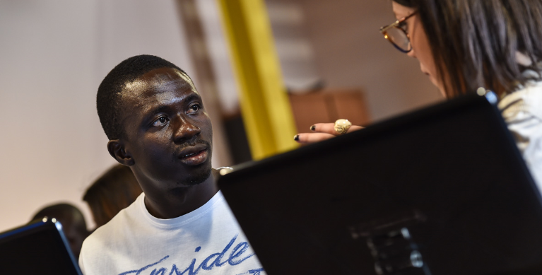 Photo of Technology comes to the rescue in migrant crisis