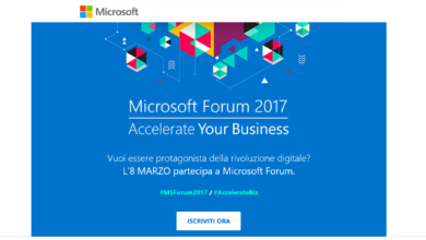 Photo of Microsoft Forum 2017