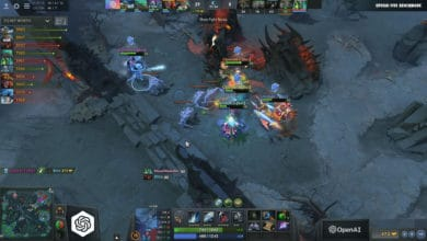 Photo of AI bots just beat humans at the video game Dota 2