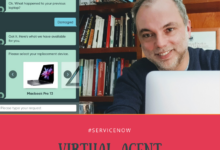 Photo of Virtual Agent