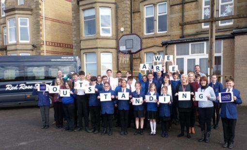 outstanding pupils