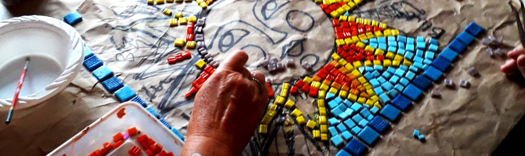 Mosaic at Ware