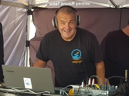 Windrush Radio Simon Oliver