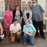 Team at Henry Wood House