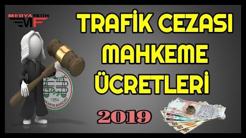 Trafik Cezası İtiraz Mahkeme Masrafları