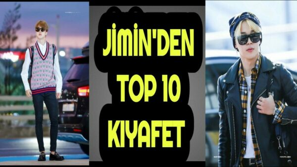 Korezin Magazin Jimin Top 10 Kıyafet