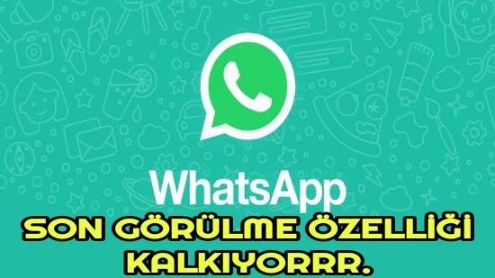 Whatsapp Son Dakika