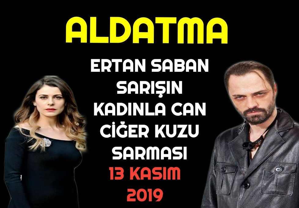 Ebru Özkan Ertan Saban