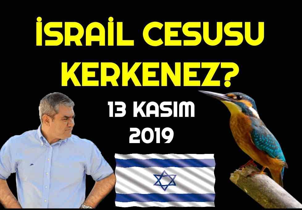 İsrail Casusu Kerkenez