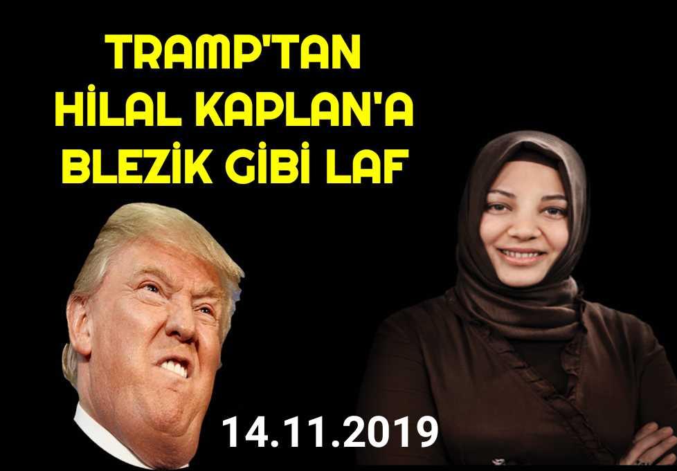 Hilal Kaplan Trump