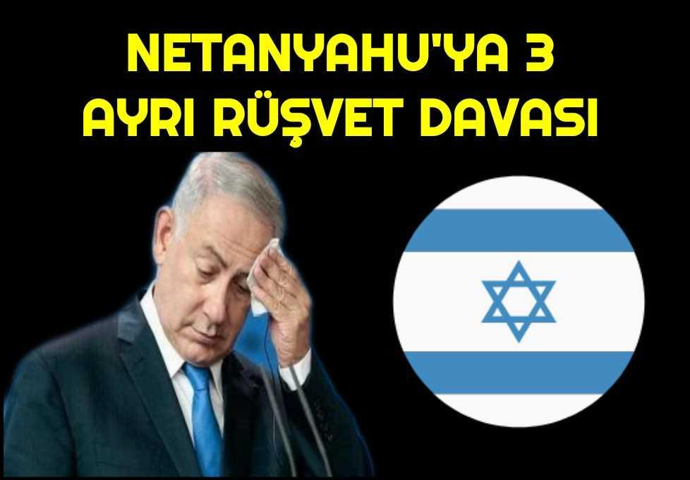Netanyahu Rüşvet
