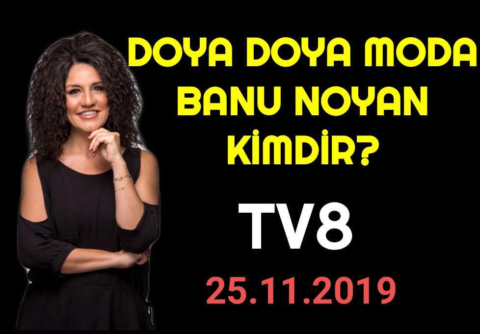 Doya Doya Moda Banu Noyan