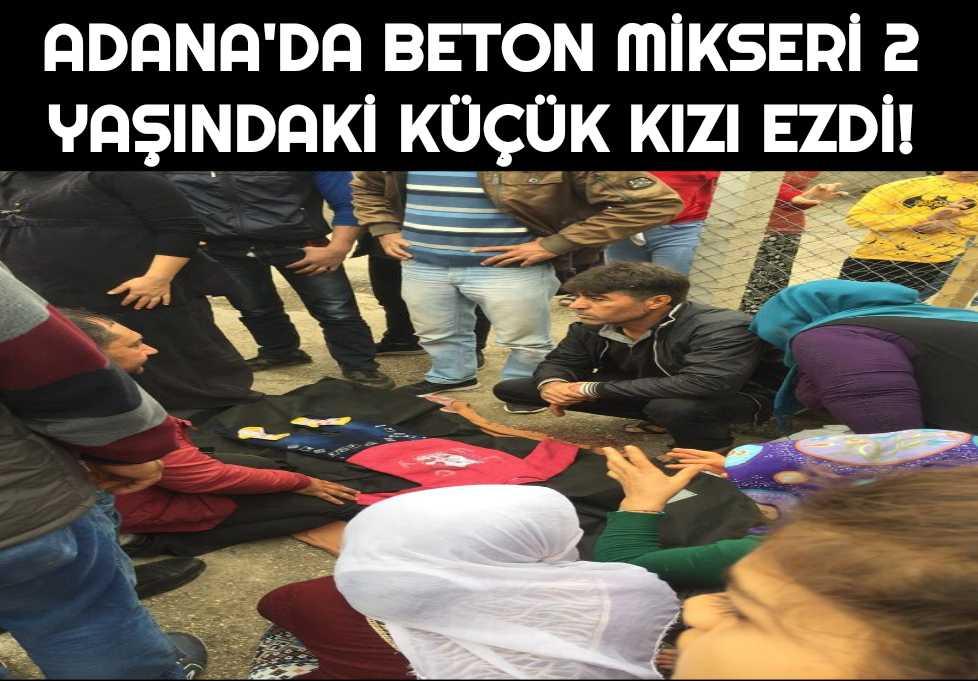 Adana Beton Mikseri