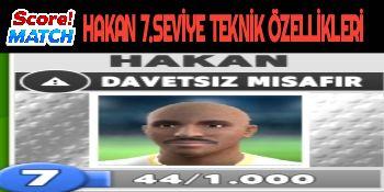 Hakan Score Match