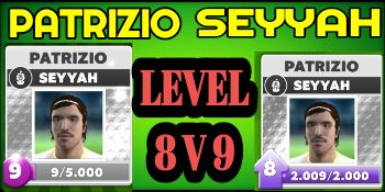 Score Match Patrizio Level 9