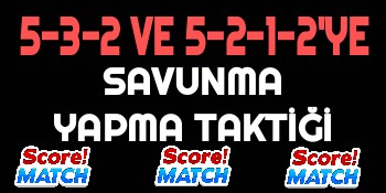 Score Match 5-3-2 Defans