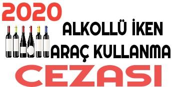 2020 Alkol Cezası
