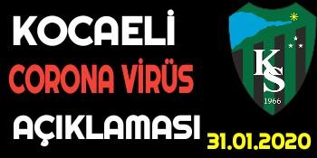 Kocaeli Corona Virüs