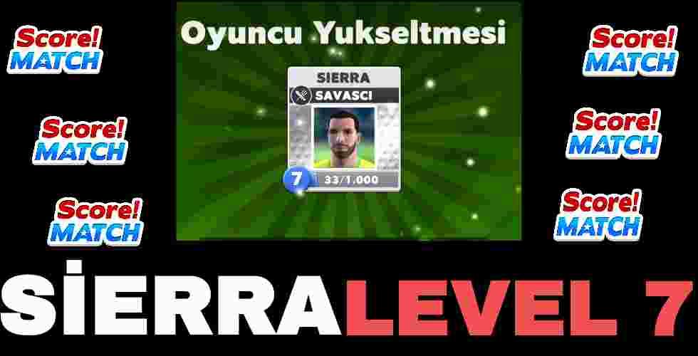 Sierra Level 7