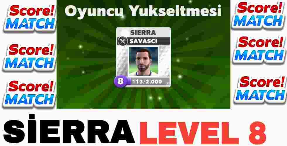 Sierra Level 8