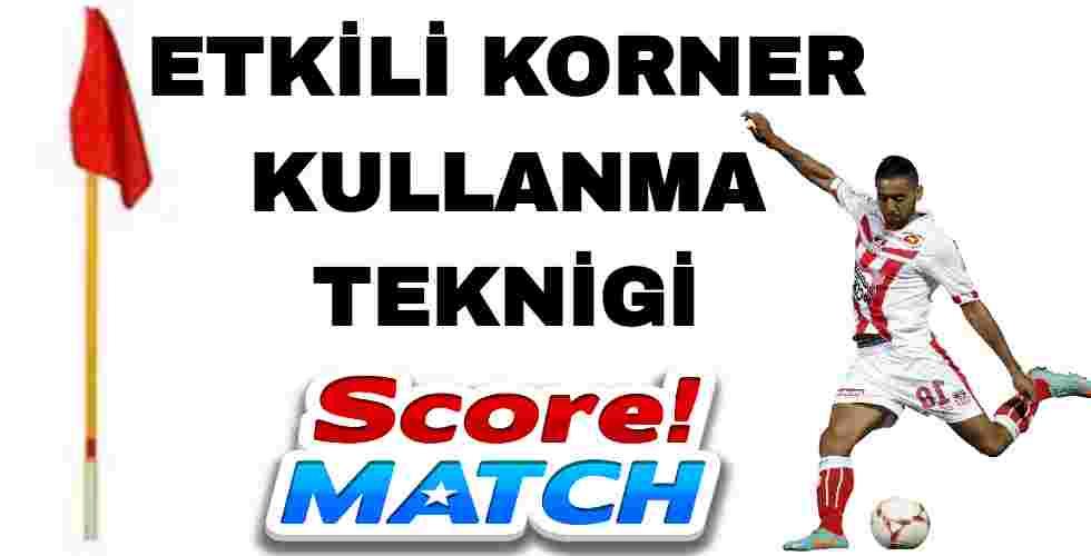 Score Match Taktik