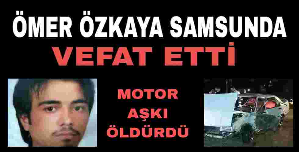 Ömer Özkaya Atakum