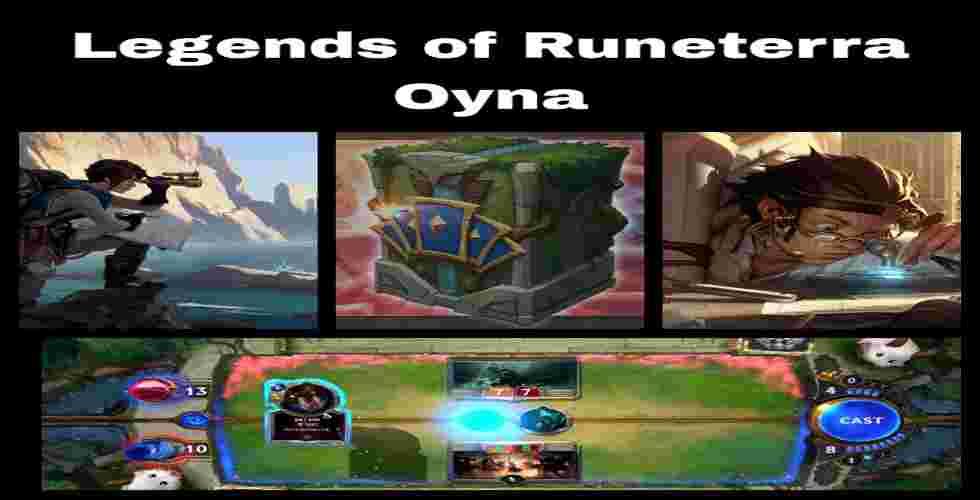 Legends of Runeterra Oyna