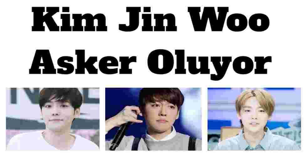 Kim Jin Woo Asker