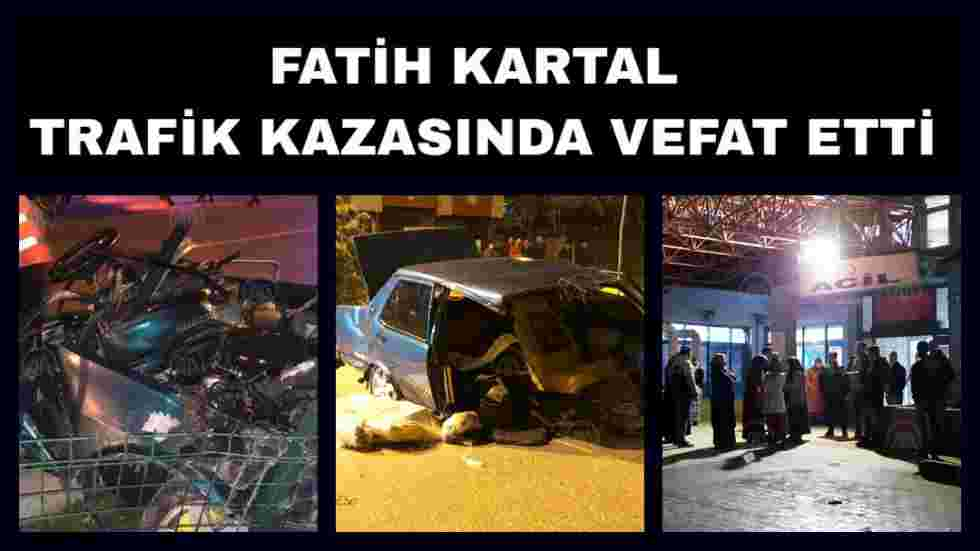 Fatih Kartal Vezirköprü