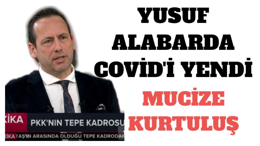 Yusuf Alabarda Covid-19