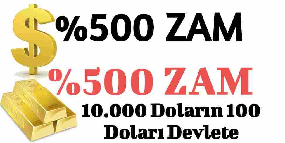Dolar Vergisi