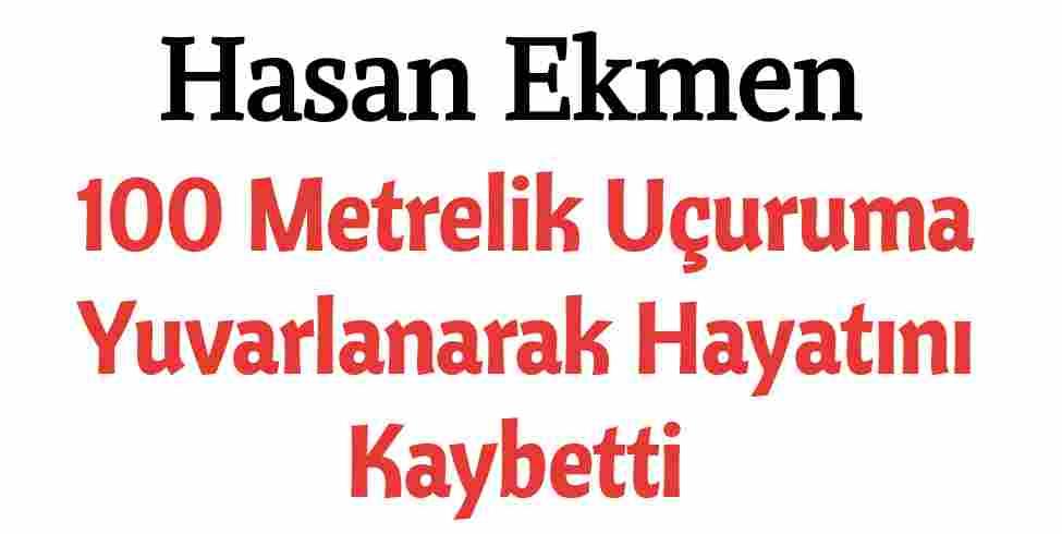 Hasan Ekmen Köprübaşı
