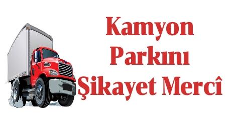 Kamyon Park Şikayet