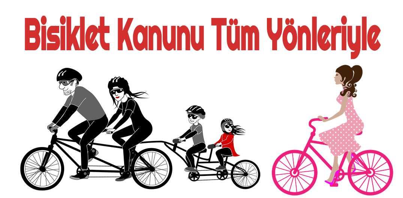 Trafikte Bisiklet Kanunu