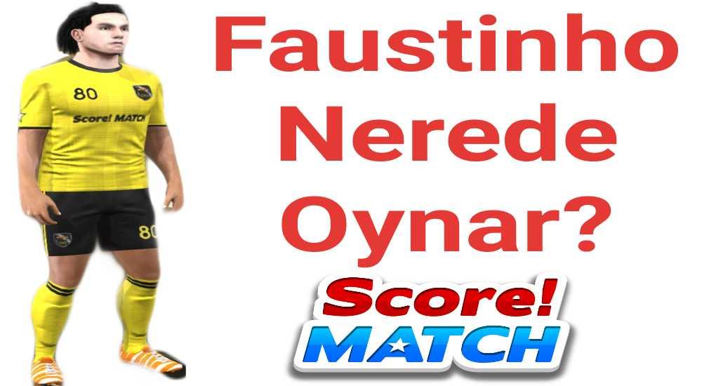 Score Match Nişancı Faustinho Keskin Nişancı