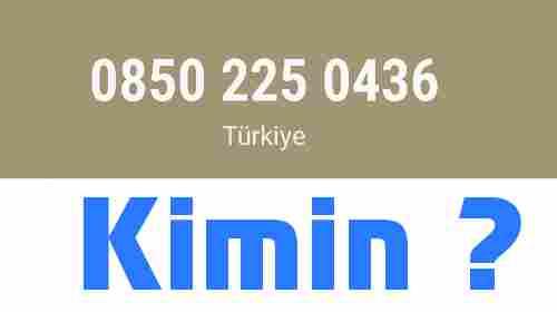08502250436 Kimin