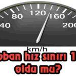 Trafikte hız sınırı yüzde kaç aşılabilir ?