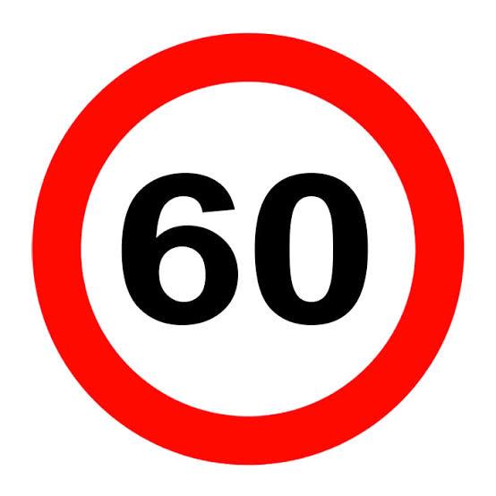 Şehir İçi Yasal Hız Limitleri 60 Km