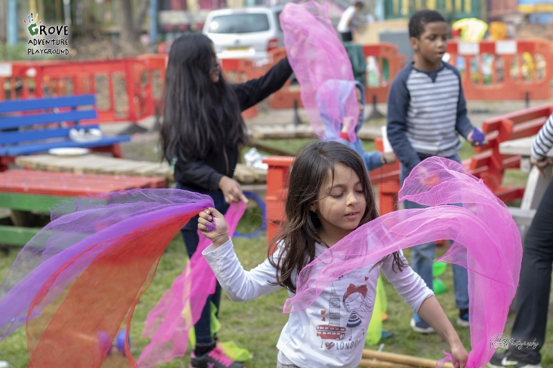 LJAG rescued Grove Adventure Playground from permanent closure