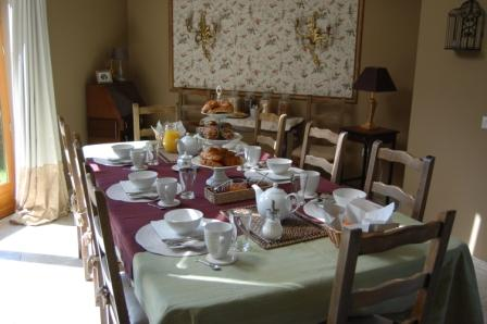 Salle a Manger Chateauret