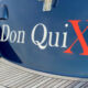 Name on a yacht with yachtwrapping film