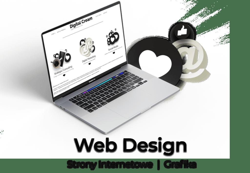 Web Design. Projektowanie stron internetowych. Blog firmowy.