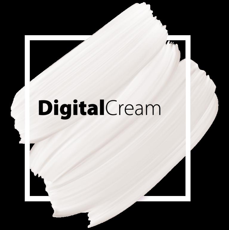 Digital Cream. Agencja interaktywna. Strony internetowe. Blogi firmowe. Marketing internetowy. Pozycjonowanie. SEO. SEM. Social Media
